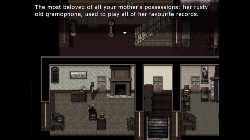 The Deed: mother