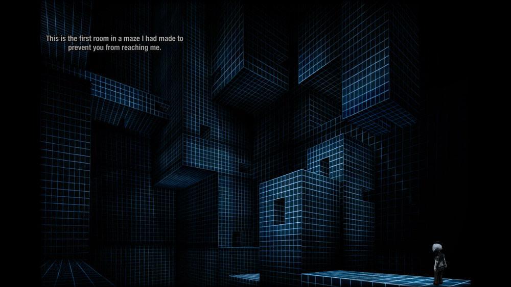 Dream Machine: maze