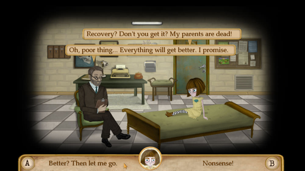 Fran Bow: doctor