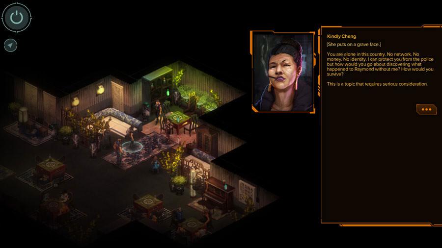 Shadowrun Hong Kong: auntie