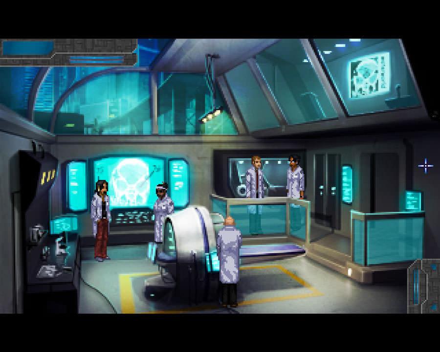 Technobabylon: lab