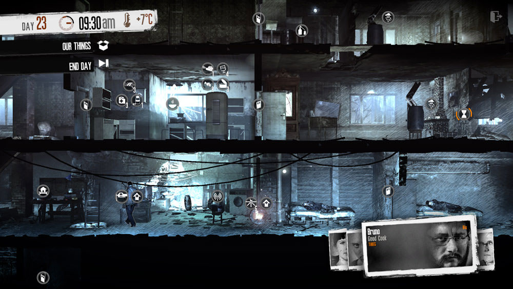 This War of Mine: day 23