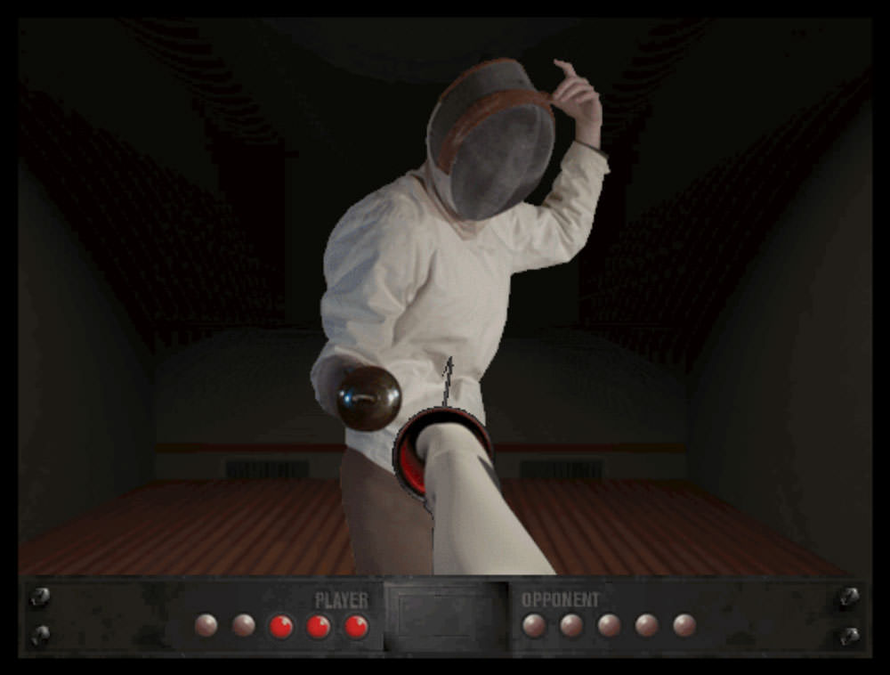 Titanic: Adventure Out of Time: fencing