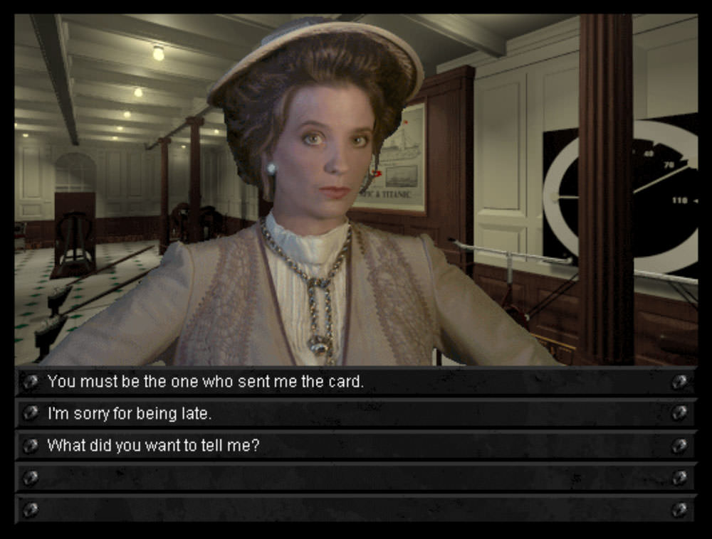 Titanic: Adventure Out of Time: Penny