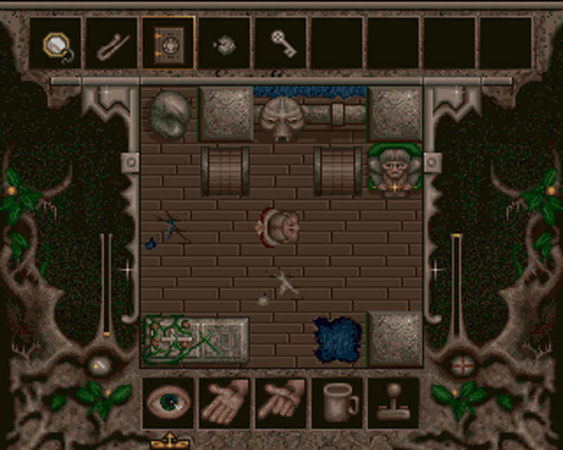 Valhalla 1: original Amiga version