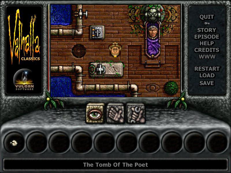 Valhalla 1: tomb of the poet